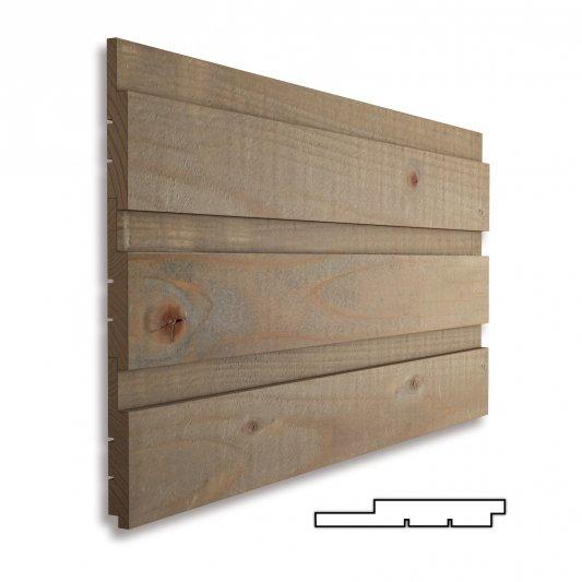 HORIZONTALIOS, 20x145mm, AB (iki 5%C kat.), rusiška eglė, obliuotas pav., dažytos TEKNOS TM1707